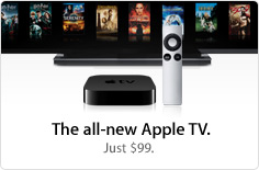 The New Apple TV 2010